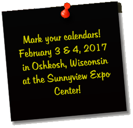 Sunnyview Expo Center in Oshkosh, Wisconsin